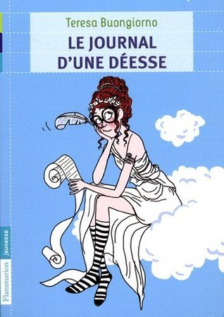 Le journal dune déesse Teresa Buongiorno