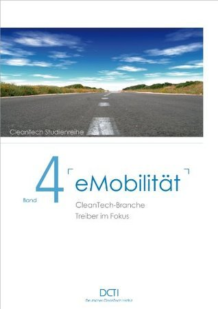 eMobilität (DCTI Studienreihe)  by  Jürgen Hüpohl