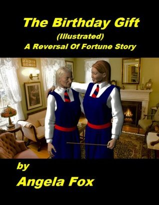 The Birthday Gift - Illustrated  by  Angela Fox