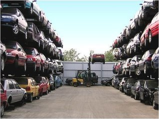 Automotive Salvage Junk Yard Service Start Up Business Plan NEW!  by  Bplan Xchange