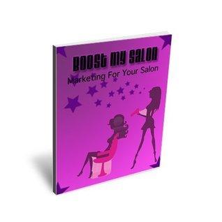 Boost My Salon  by  Nicholas Martinez