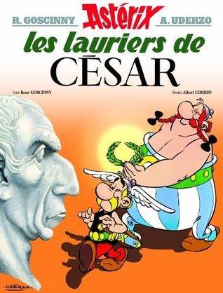 Astérix - Les Lauriers de César - nº18 René Goscinny