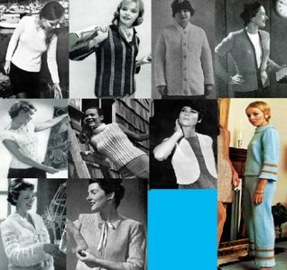 Pullover, Strickjacken und weitere Pullover - 12 erstaunliche Damen Pullover für Strickmaschinen Unknown