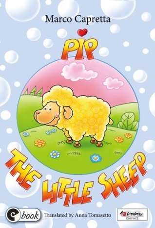 Pep the little sheep Marco Capretta