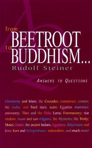 From Beetroot to Buddhism...:Answers to Questions Rudolf Steiner