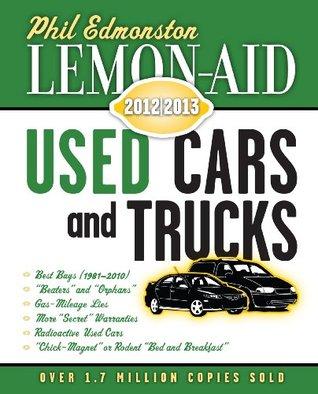 Lemon-Aid Used Cars and Trucks 2009-2010  by  Phil Edmonston