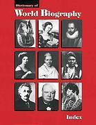 Index to Dictionary of World Biography (Dictionary of World Biography, #10) Frank N. Magill
