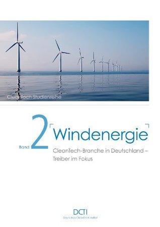 Windenergie (DCTI Studienreihe)  by  von der Osten, Denise