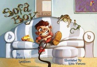 Sofa Boy Scott J. Langteau