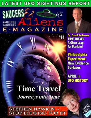 Saucers & Aliens Magazine Issue #11  by  David Anderson