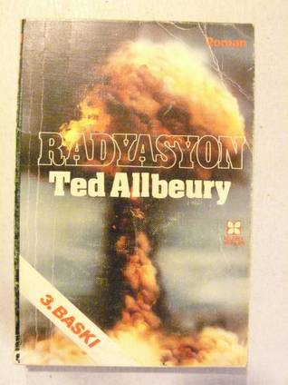 Radyasyon  by  Ted Allbeury