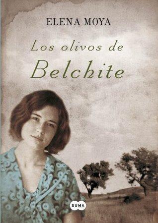 Los olivos de Belchite  by  Elena Moya