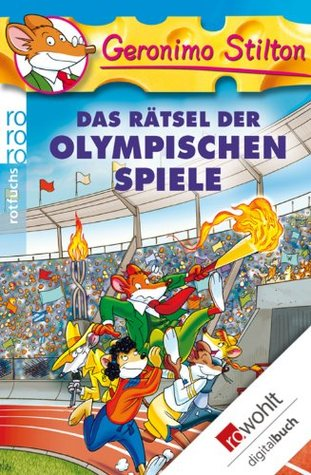 Das Rätsel der Olympischen Spiele  by  Geronimo Stilton