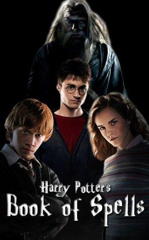 Harry Potters Book of Spells Mansherin Annavi