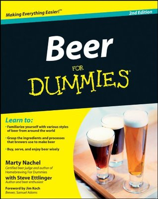 Beer For Dummies Marty Nachel