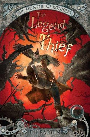 The Legend Thief  by  E.J. Patten