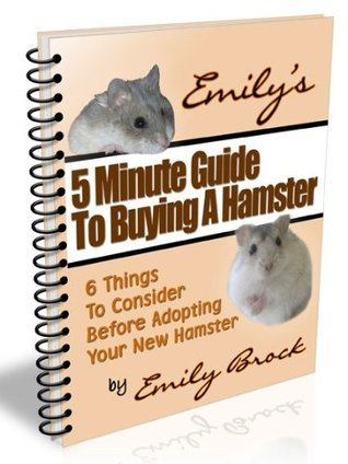 5 Minute Guide to Buying a Hamster Emily Brock