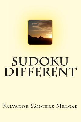 Sudoku Different Salvador Sanchez Melgar
