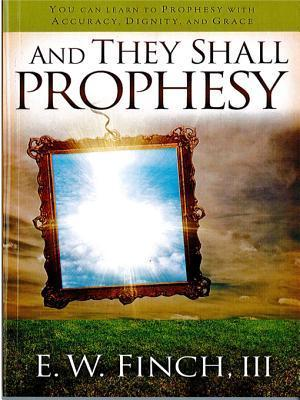 And They Shall Prophesy  by  Ed Finch
