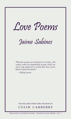 Love Poems Jaime Sabines