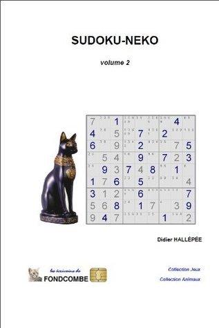 Suduku Neko - vol 2 (in English) - no DRM  by  Didier Hallépée