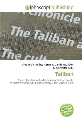 Taliban  by  Frederic P. Miller
