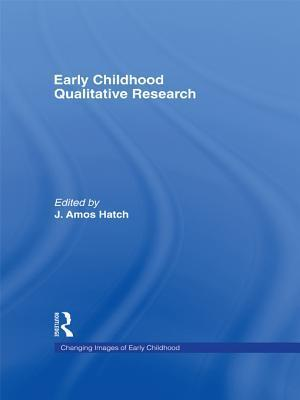 Early Childhood Qualitative Research J Amos Hatch