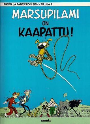 Marsupilami on kaapattu! (Piko ja Fantasio, #2)  by  André Franquin