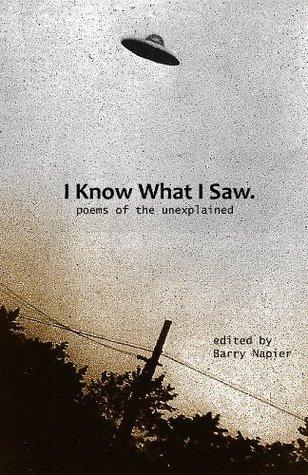 I Know What I Saw Barry Napier