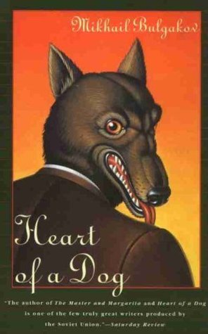 The heart of a dog { Actively table of contents, Illustrations } Mikhail Bulgakov
