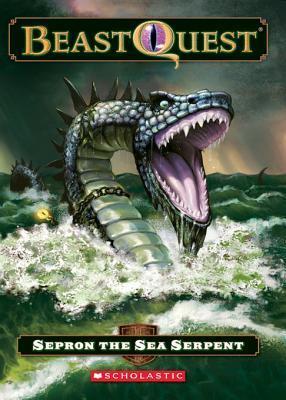 Sepron The Sea Serpent (Beast Quest, #2) Adam Blade
