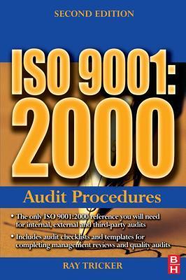 ISO 9001:2000 Audit Procedures Ray Tricker