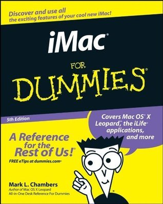 iMac For Dummies Mark L. Chambers