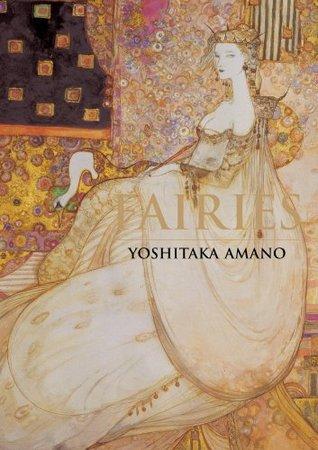 Fairies  by  Yoshitaka Amano