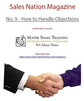 How to Handle Objections  by  Alen Mayer
