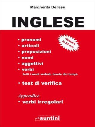 Grammatica Inglese  by  Margherita De Iesu