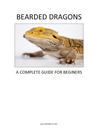 Bearded Dragons A Complete Guide for Beginners Michael Stevens