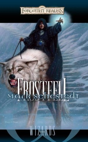 Frostfell (The Wizards #4) Mark Sehestedt