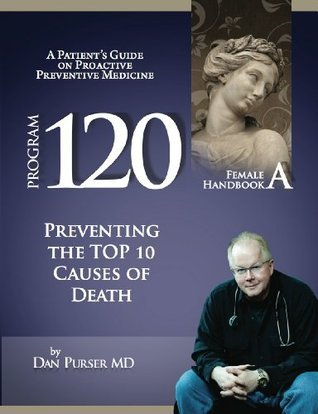 Program 120 Female Handbook A (The  Program 120®  Preventive Medicine  Patient Handbooks for Females)  by  Dan Purser