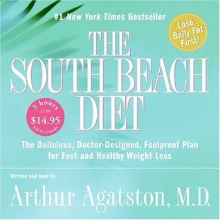 South Beach Diet CD Low Price  by  Arthur Agatston