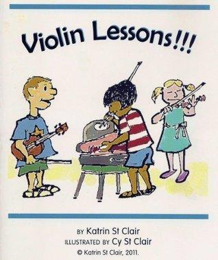 Violin Lessons!! Katrin St.Clair