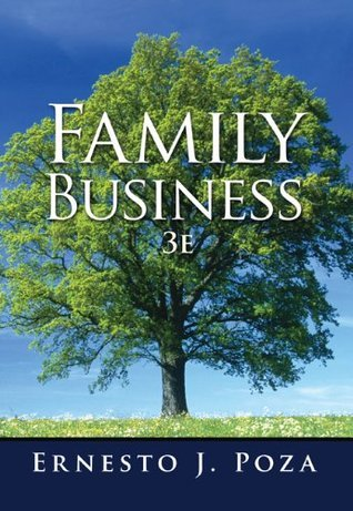 Family Business, 3rd Edition Ernesto J. Poza