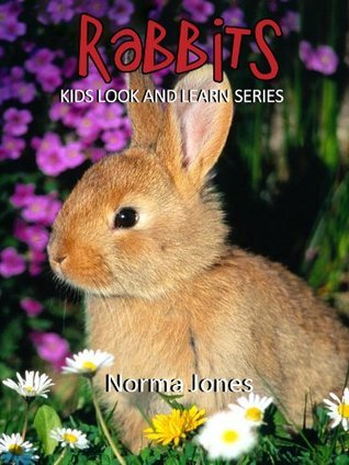 Rabbits! Learn About Rabbits and Enjoy Colorful Pictures - Learning Fun! (50+ Photos of Rabbits)  by  Norma Jones