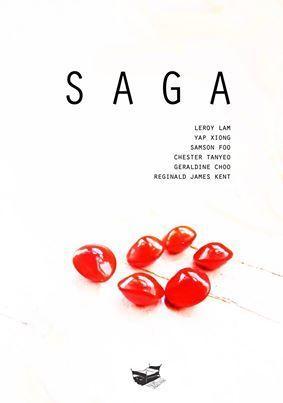 Saga  by  Leroy Lam