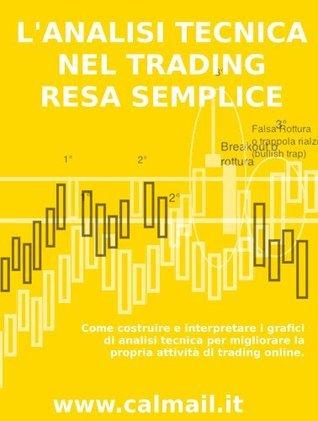 LANALISI TECNICA NEL TRADING RESA SEMPLICE - Come costruire e interpretare i grafici di analisi tecnica per migliorare la propria attività di trading online. Stefano Calicchio