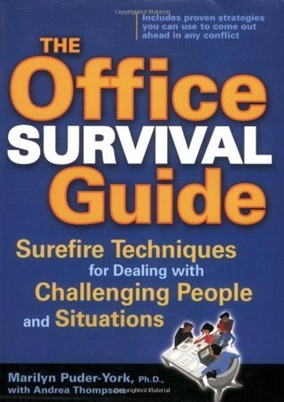 The Office Survival Guide Marilyn Puder-York