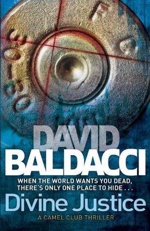 Divine Justice  by  David Baldacci