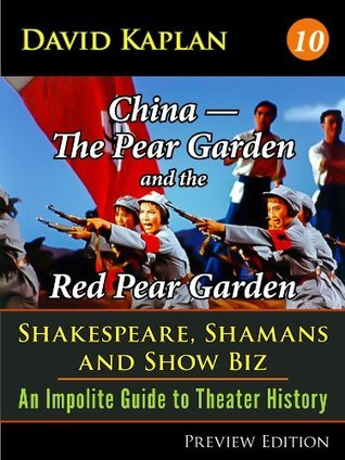 China-the Pear Garden and the Red Pear Garden David Kaplan