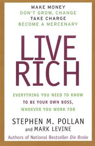 Live Rich Stephen Pollan