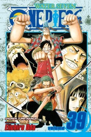 One Piece, Vol. 39: Scramble  by  Eiichiro Oda